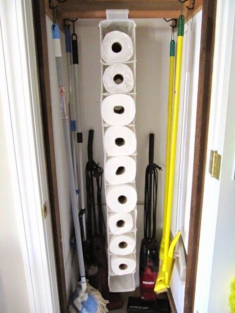 Attractive Broom Closet Organization Ideas Part - 4: Broom Closet Organization