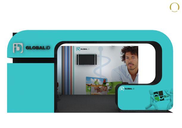 Case studie - Design Stand Global ID