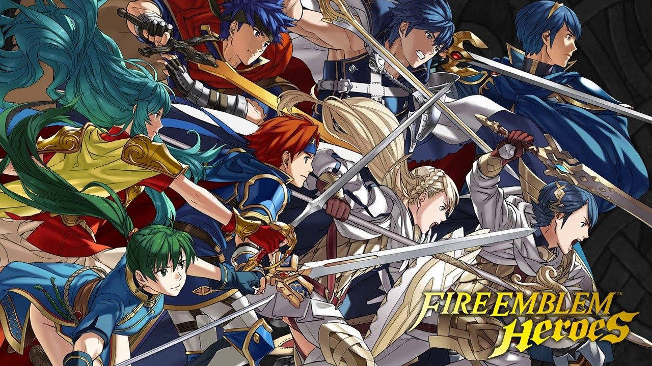 Fire emblem heroes map theme book ii fire emblem