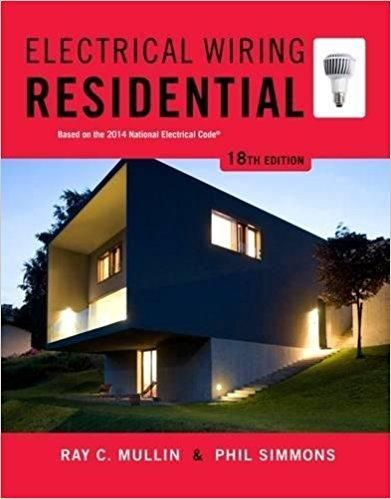 Electrical Wiring Residential 18th Edition PDF Version