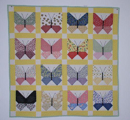 Butterfly Quilt | Butterfly quilt, Butterfly and Fabrics : butterfly quilt - Adamdwight.com