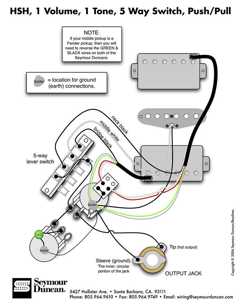 Seymour Wiring Diagram