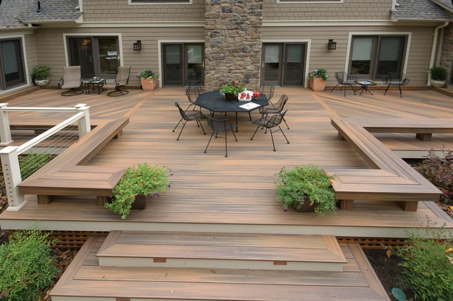 Elevated Deck Ideas