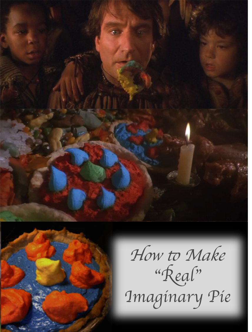 Robin Williams' 'Hook' Taught Me To Embrace My Imagination ...