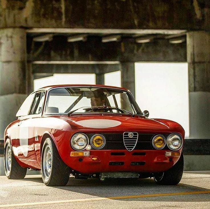 "The Refined Petrolhead on Instagram: ""The red beauty! Alfa Romeo Giulia 📸 @…"