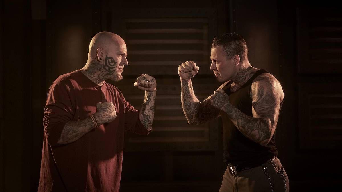 Dave navarro hosts as tattoo artists put their skills on