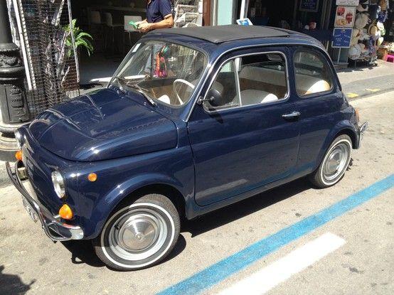 Sorrento Fiat 500 Scopri Le Offerte Cars Car Wheels Fiat