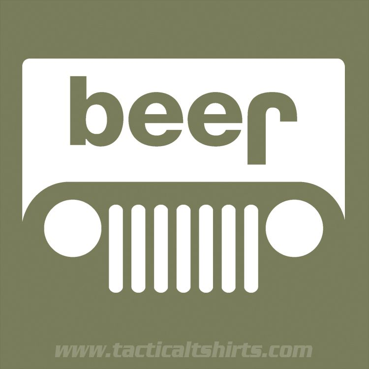 Shirt Beer Jeep Misc Pinterest Maglie Negozi E Birra - Jeep t shirt design