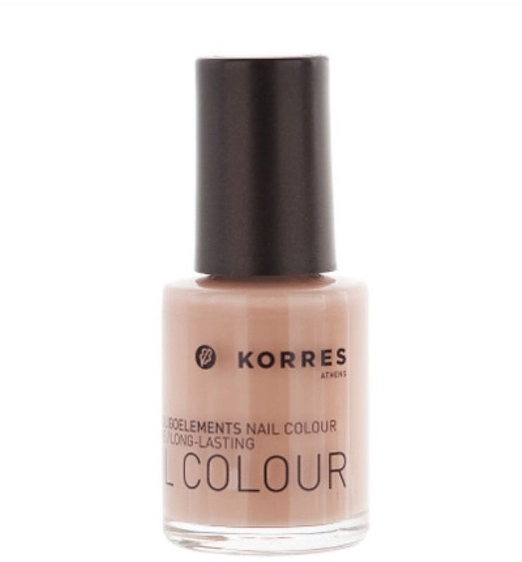 KORRES Nail Colour, WASHEDOFF PINK # 11 0.34 oz #KORRES   Nails ...