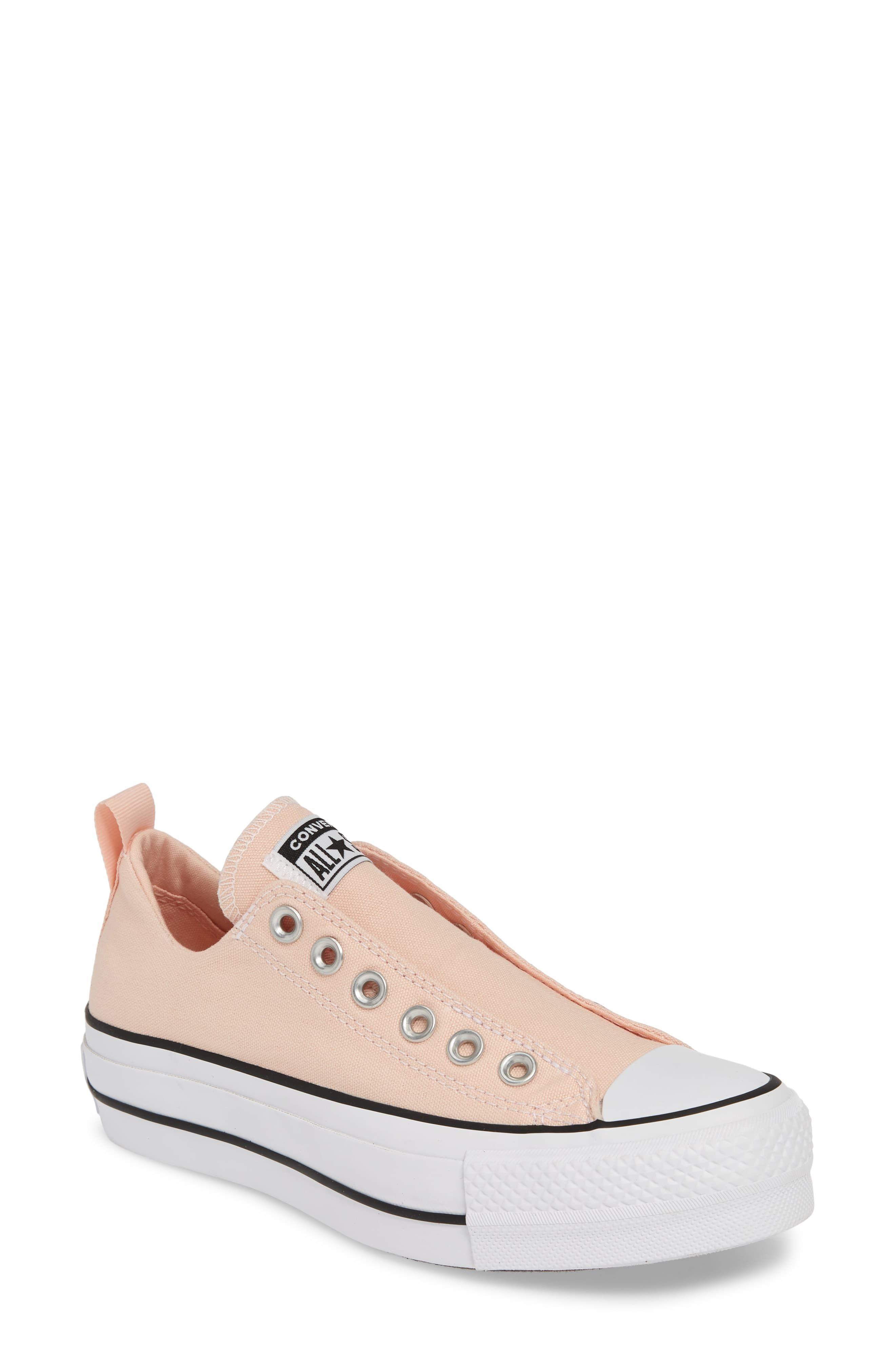 Women's Converse Chuck Taylor All Star Lift Slip On Sneaker