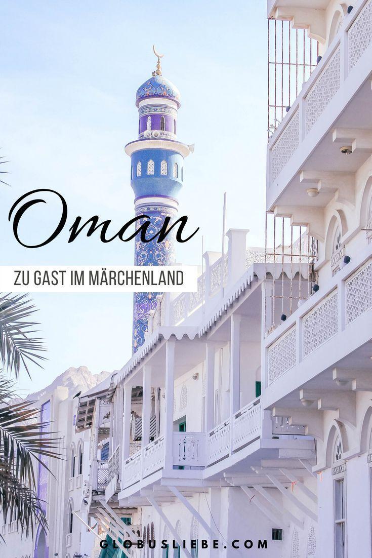 Zu Gast im Märchenland - Highlights einer Oman Reise #middleeast
