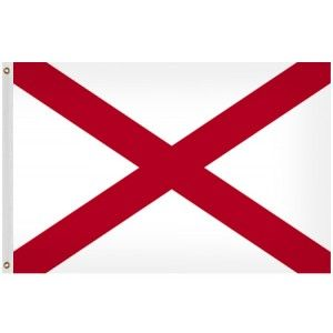 Al State Flag Google Search State Flags Flag Alabama State