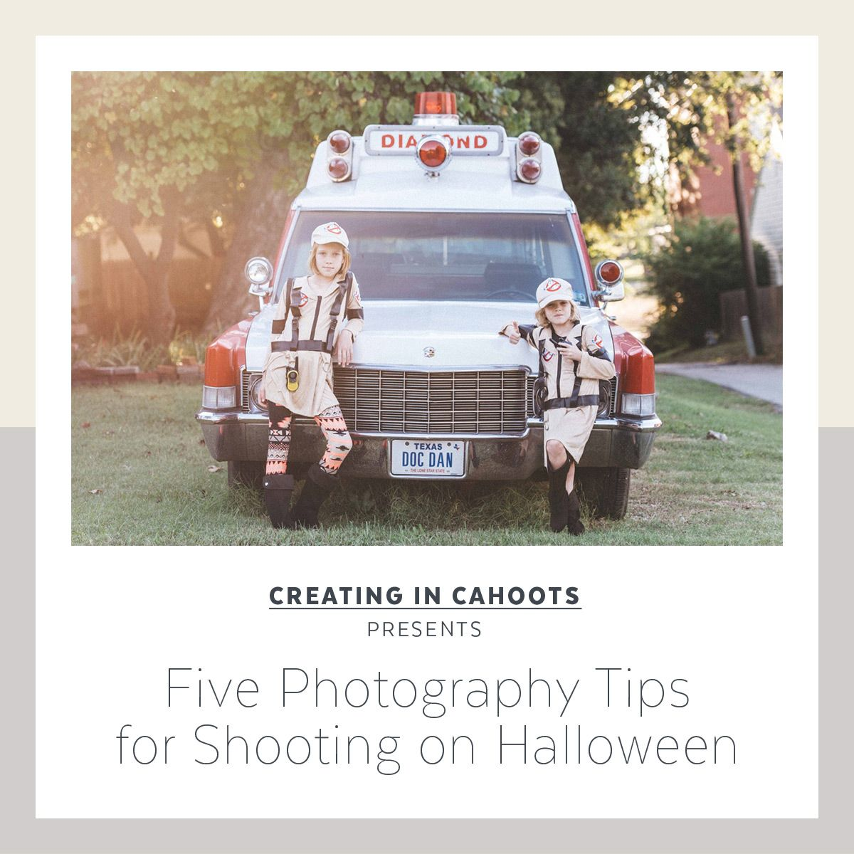 Five Photography Tips for Shooting on Halloween, brought to you by ...