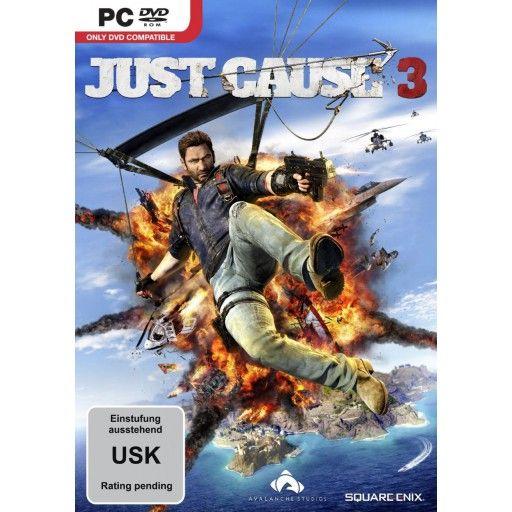 JUST CAUSE 3 ist ein weitläufiges Open-World-Action-Adventure und der neuste Teil der sehr beliebten JUST CAUSE-Serie.Epische Open World Action trifft auf Zerstörung und Chaos in einem traumhaften Inselparadies! Schnapp dir den Wingsuit