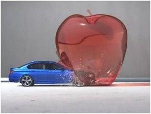 BMW M5  Bullet High Performance Art
