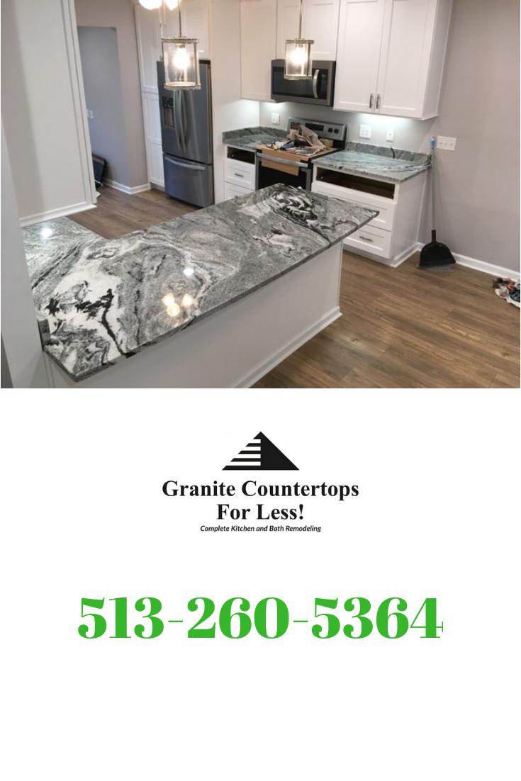 Granite Countertops In Cincinnati Kitchen Remodeling Bathroom Premium Installed For Less