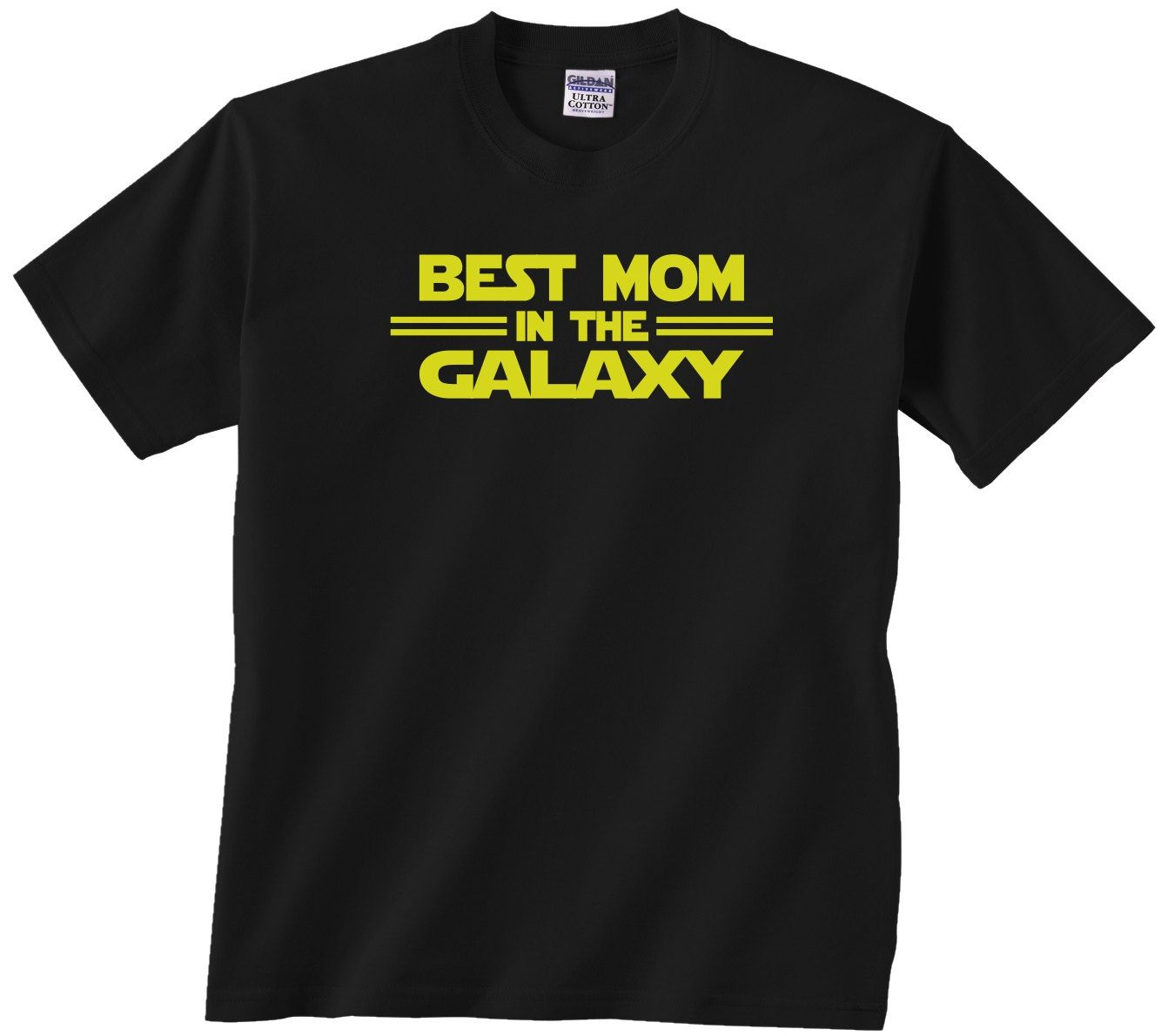 Best Mom T Shirt Star Wars Best Mom In The Galaxy
