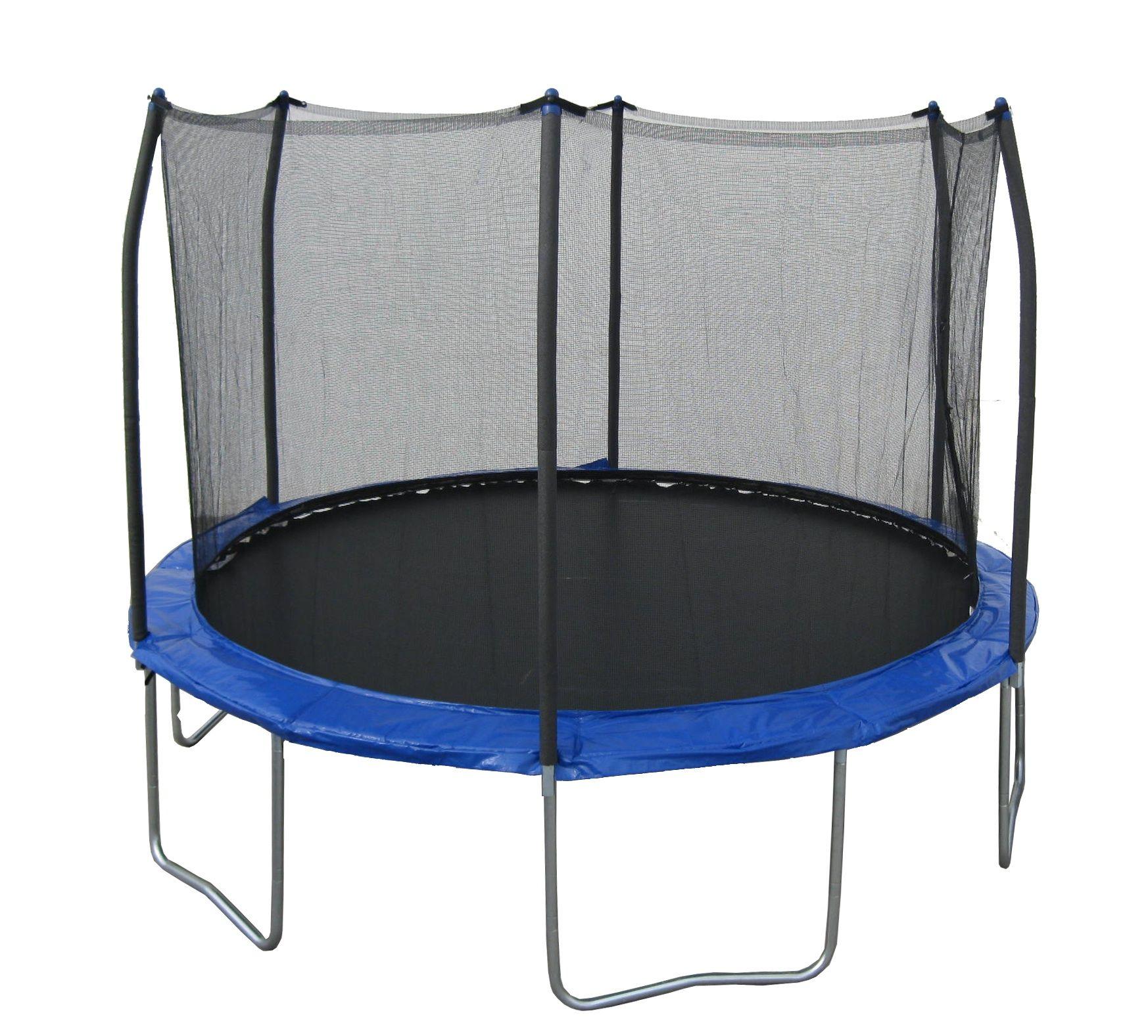 Blue Trampoline $180 Amazon Giveaway!