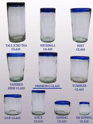 Please Wait Mexican Glassware Mexican Glass Glassware
