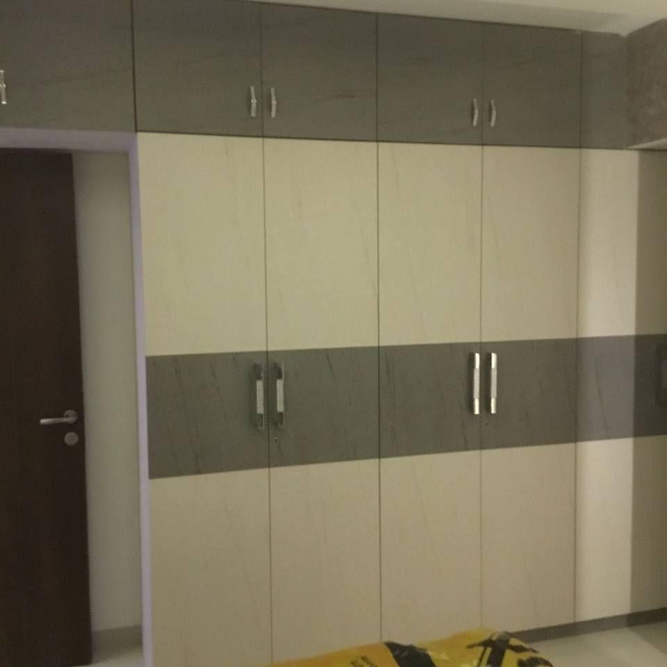 walldrop design modern style bedroomkumar interior thane