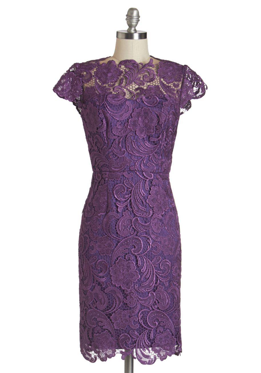 Wine and Divine Dress | Mod Retro Vintage Dresses | ModCloth.com ...