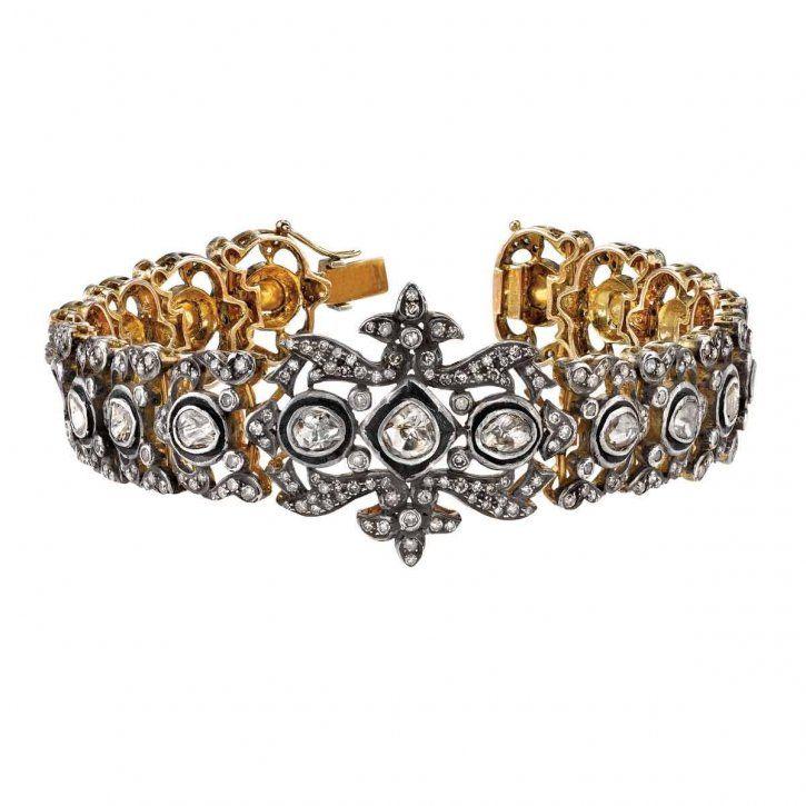 Amrapali diamond bracelet delavega Pinterest