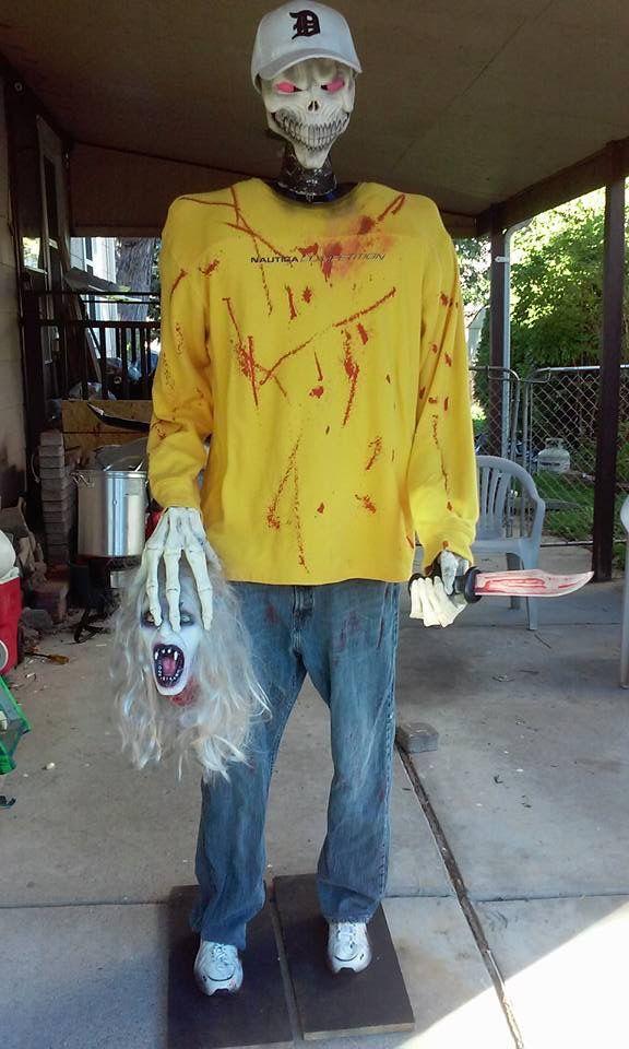 Pin by Mr Kreepy\u0027s Halloween Kreations on My Halloween Props - my halloween decorations