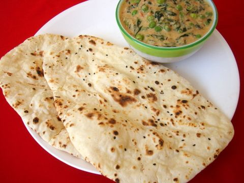 How to make naan without yeast recipe naan homemade and naan how to make naan without yeast recipe naan homemade and naan recipe forumfinder Gallery