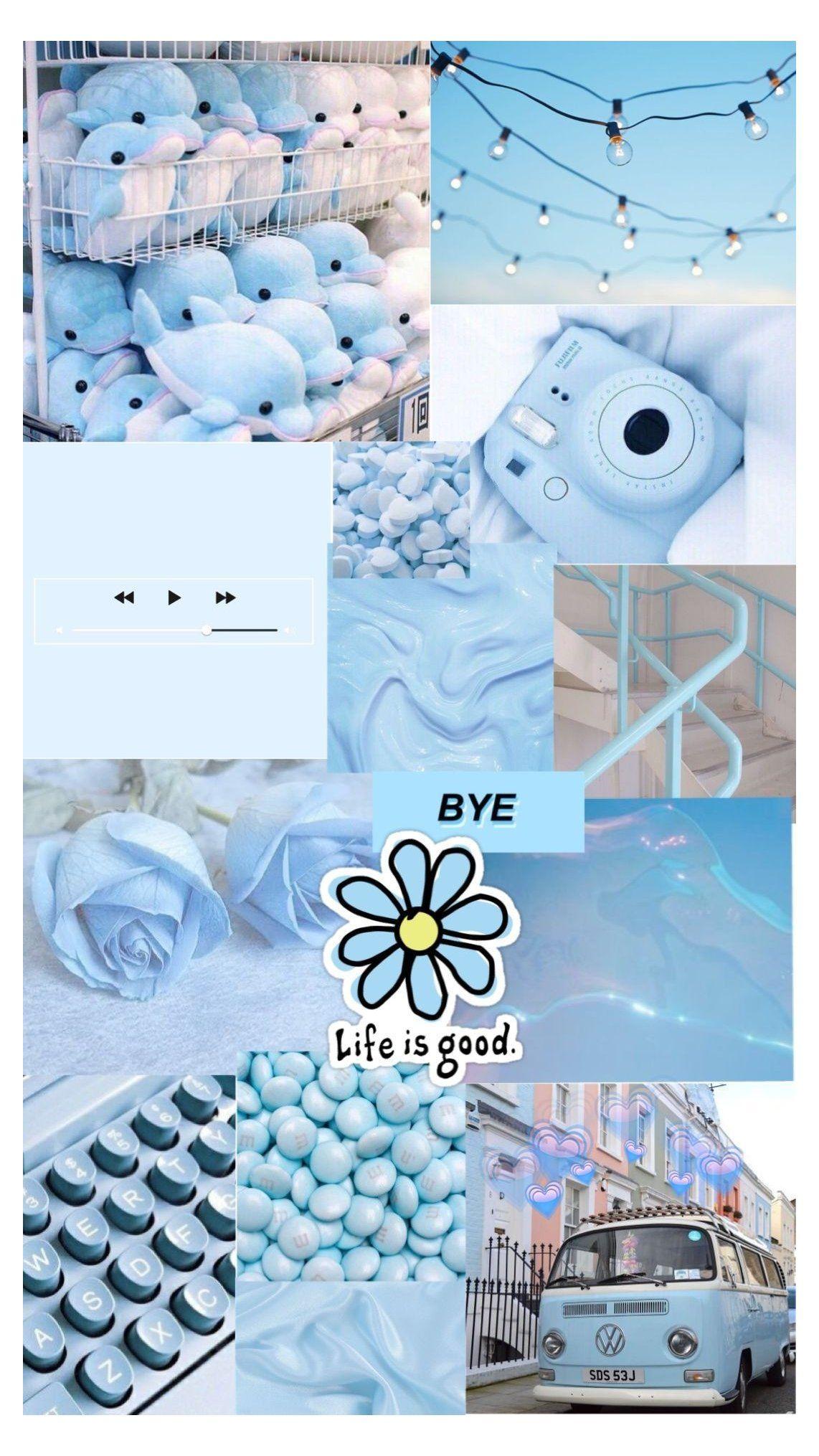 44 Koleksi Gambar Kolase Unicorn Hd Terbaik Cool Backgrounds Blue Coolbackgroundsblue D In 2021 Iphone Wallpaper Girly Cute Blue Wallpaper Iphone Wallpaper Vintage
