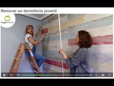 Renovar Un Dormitorio Juvenil   Decogarden   Hogarmania En La Cadena Nova    YouTube
