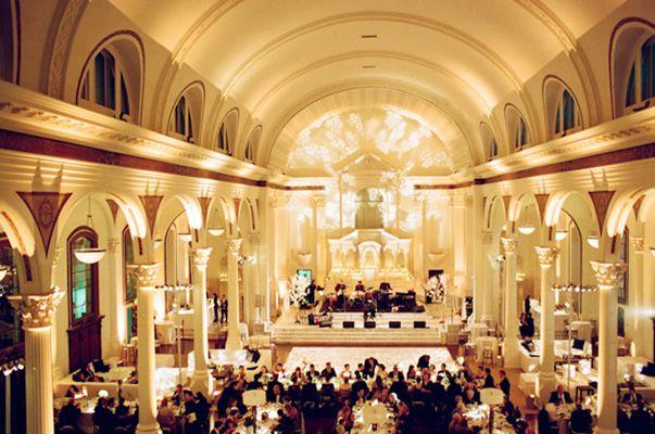16 visually awesome wedding venues in la weddings week 2013 racked la