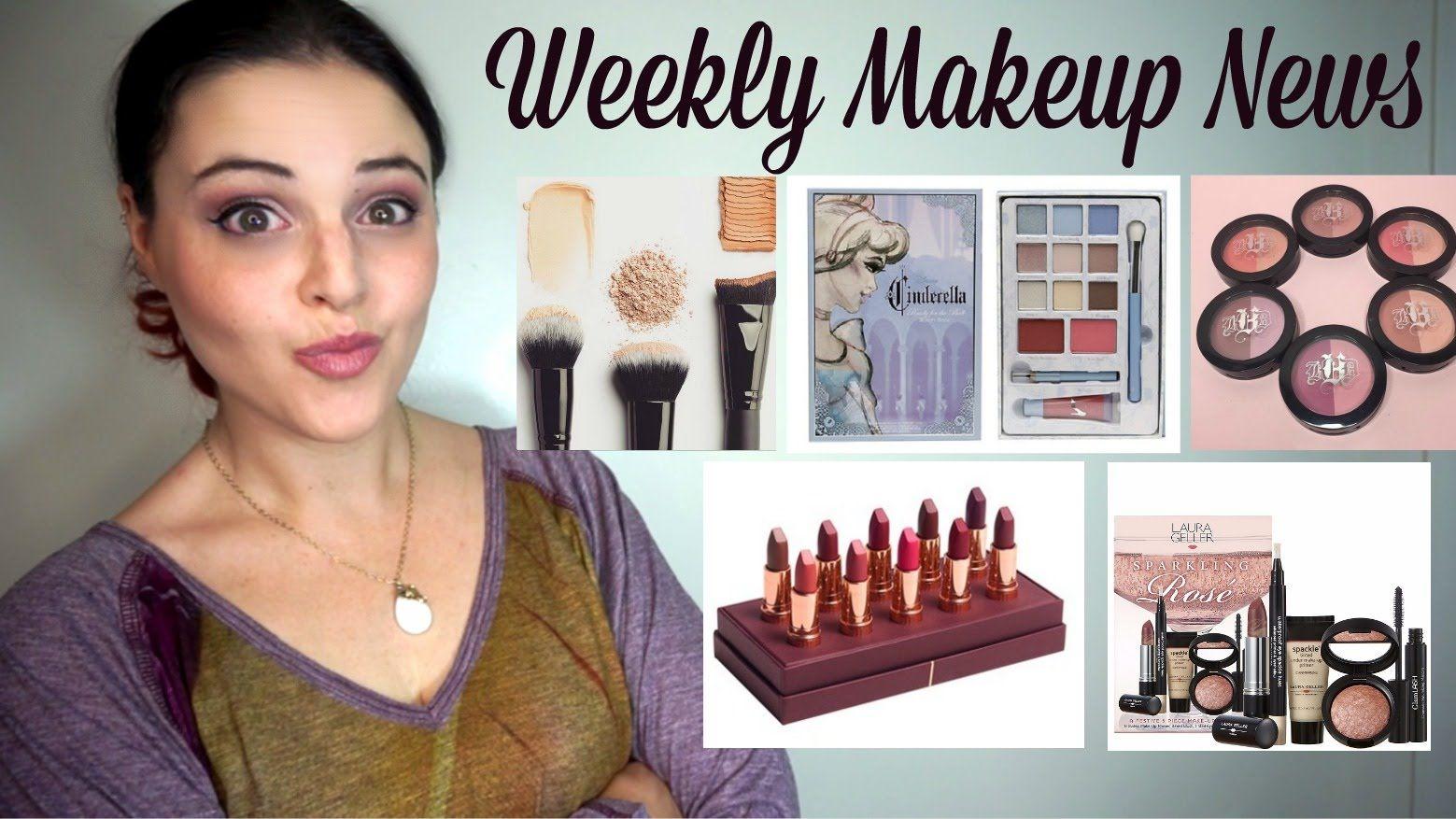 What's Up In Makeup - Makeup NEWS - Week of November 8, 2015 * Jen Luv's...