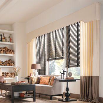 Graber Custom Window Treatments Home Office Craft Room