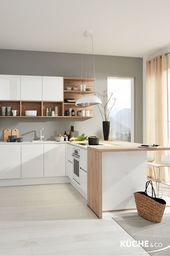 Photo of Cucina Midsommar in bianco Cucina sogni in bianco #Decorazione #homedecor #homed …