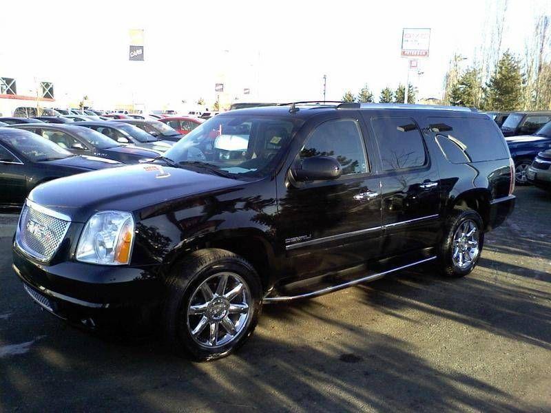 Yukon Xl Denali I Want One Of These So Bad Lol Car Future Car