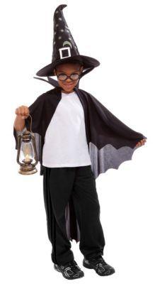 Umhang Hexer Zauberer Schwarz Kostume Pinterest Halloween