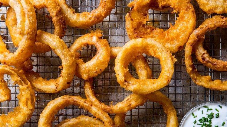 BA's Best Onion Rings Recipe