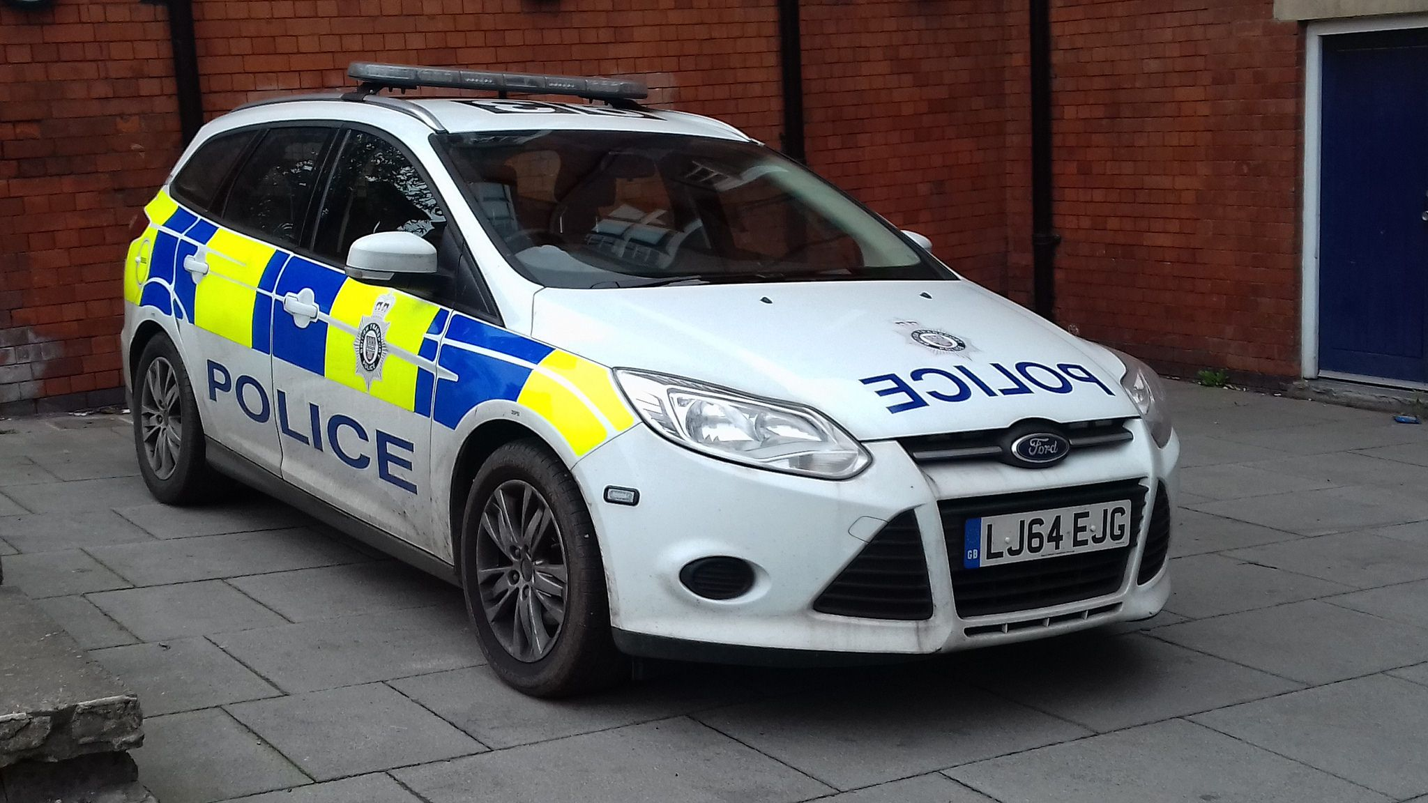 Lj64 Ejg Rescue Vehicles Police Cars Ford