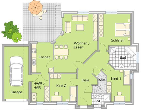 Comfort 127: Erdgeschoss #arquitectonico
