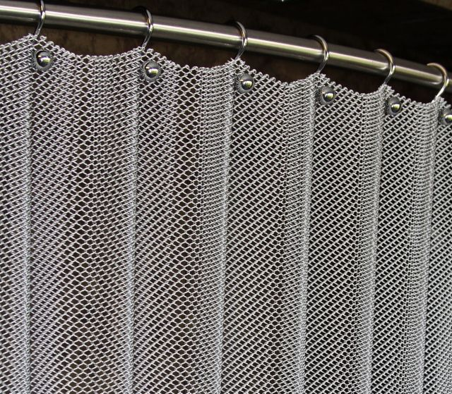 Chain Mail Curtains