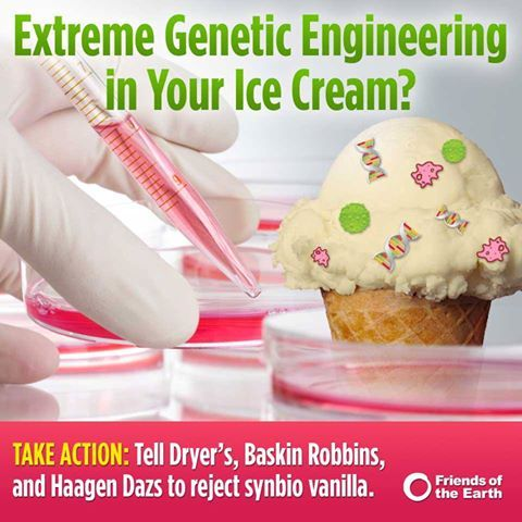 Extreme GE In Your Ice Cream. Read More Here: https://www.facebook.com/GmoInside