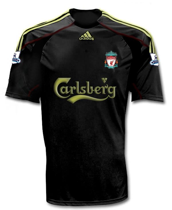 new style 9a22e 8f62e Pin on Kits in the history of LFC