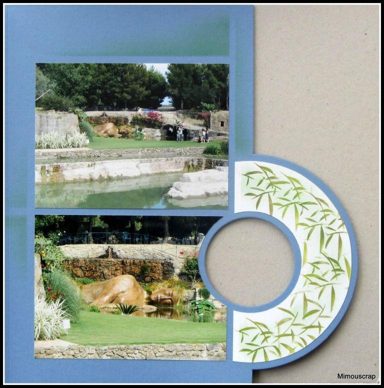 Jardin De Saint Adrien Le Scrap Europeen De Mimouscrap Album