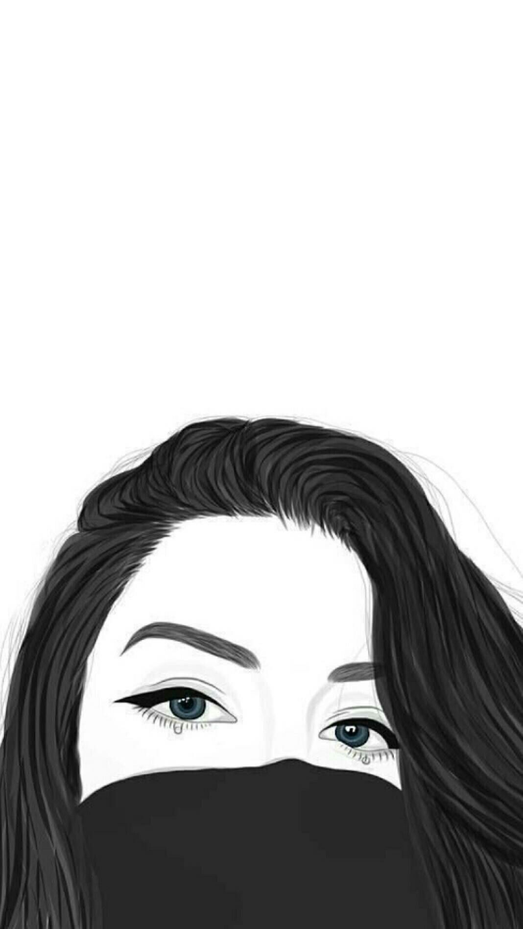 Is It Just Me Or Is This Wallpaper Lit Gambar Ilustrasi Menggambar Rambut