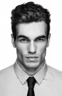 10 Best Mens Short Medium Hairstyles With Less Hair Cutting The For Men 31