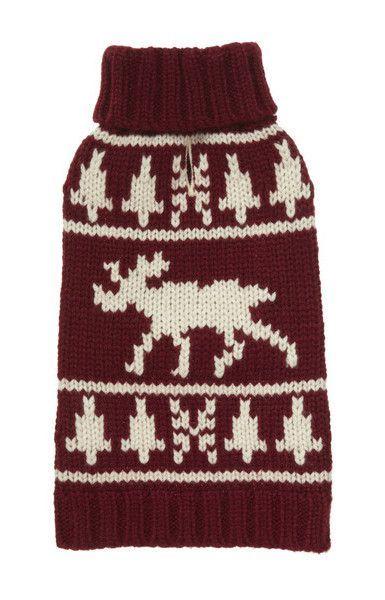 Classic Moose Sweater