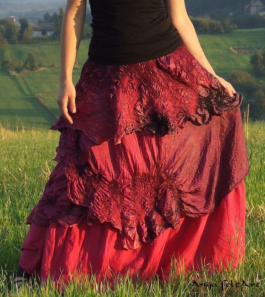 Цыганская юбка