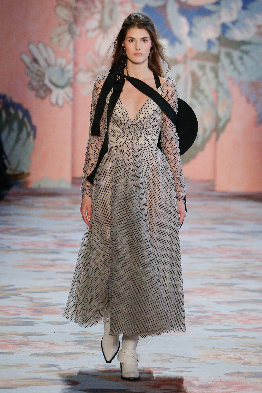 Zimmermann fall readytowear fashion show collection fall