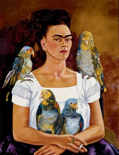 Obras De Frida Kahlo Con Nombres