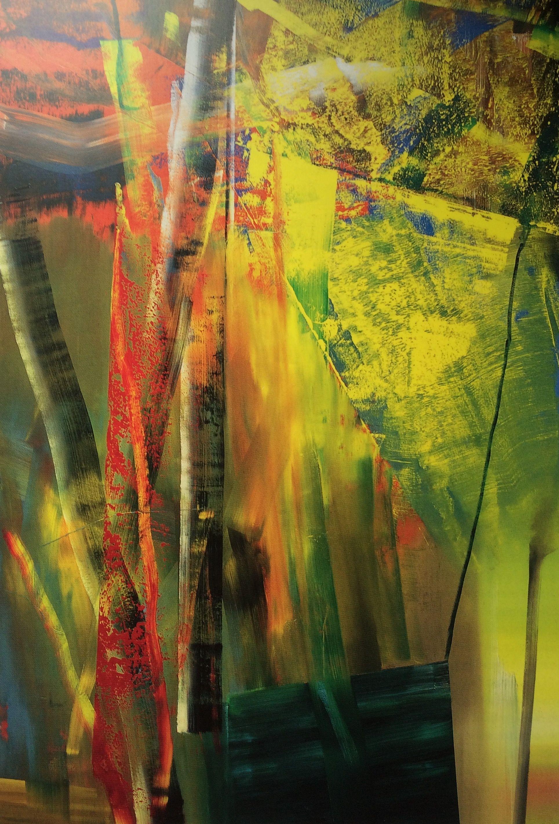 Gerhard Richter, Victoria I, 1986.